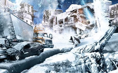 聖誕災難 Christmas Icestastrophy