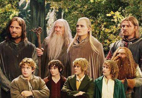 魔戒首部曲:魔戒現身 The Lord of the Rings: The Fellowship of the Ring