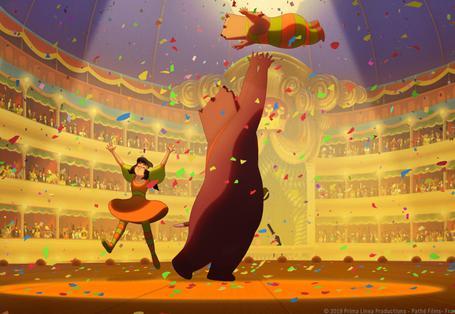熊熊大作戰 La Fameuse Invasion des ours en Sicile