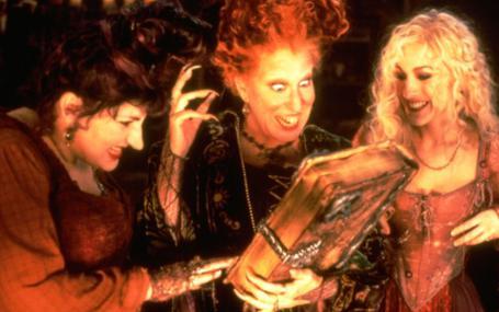 女巫也瘋狂 Hocus Pocus