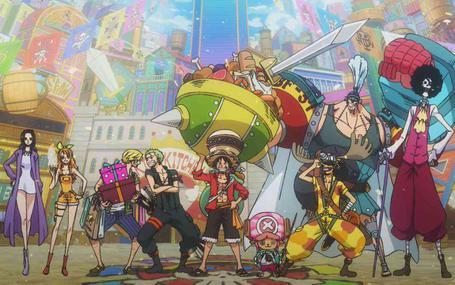 航海王奪寶爭霸戰 One Piece: Stampede