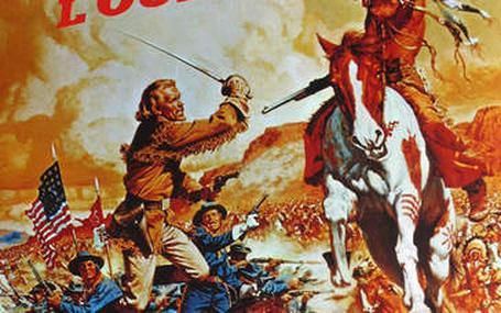卡士達將軍 Custer of the West