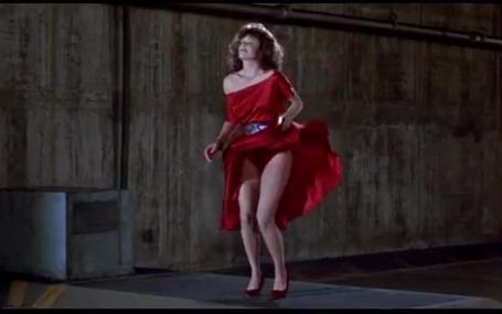 紅衣女郎 The Woman in Red