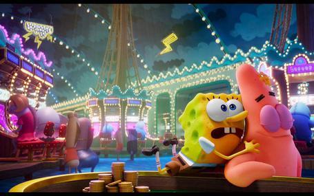 海綿寶寶急急腳走佬 海綿寶寶:急急腳走佬 The SpongeBob Movie: Sponge on the Run