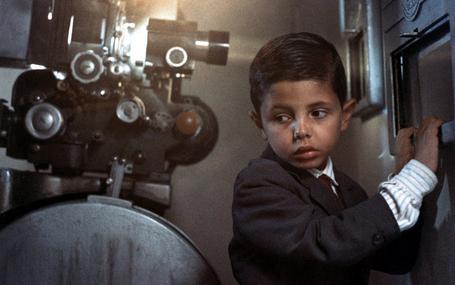 《新天堂樂園》30週年數位修復版 Cinema Paradise