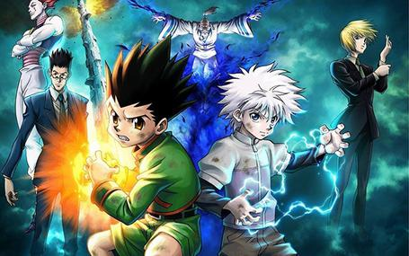 獵人劇場版最終任務 獵人劇場版:最終任務 HUNTERXHUNTER THE MOVIE-LAST MISSION