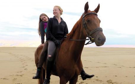馬背上的青春 Von Mädchen und Pferden
