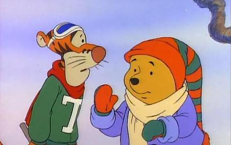 小熊維尼感恩的季節 小熊維尼:感恩的季節 Winnie the Pooh: Seasons of Giving