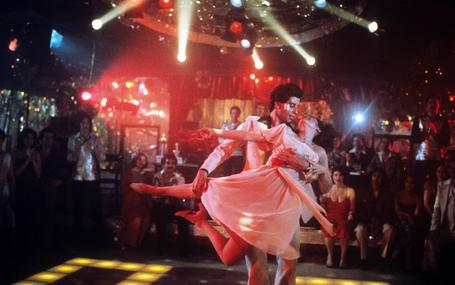 週末夜狂熱 Saturday Night Fever
