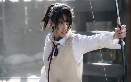 เจาะเวลา ฆ่าซามูไร Brave: Gunjyo Senki