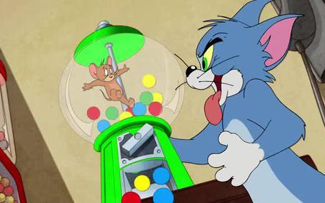 貓和老鼠查理和巧克力工廠 貓和老鼠:查理和巧克力工廠 Tom and Jerry: Willy Wonka and the Chocolate Factory