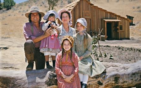 草原小屋 第一季 第一季 Little House on the Prairie Season 1