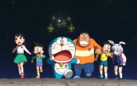 電影哆啦A夢 夢大雄的月球探測記 Doraemon the Movie: Nobita's Chronicle of the Moon Exploration