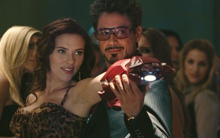 鋼鐵俠2 Iron Man 2