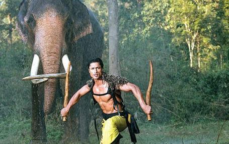 叢林拳霸 Junglee