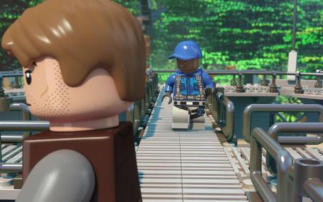 大逃脫 樂高侏羅紀世界:I-Rex LEGO Jurassic World: The Indominus Escape