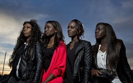 걸후드 Girlhood, Bande de filles