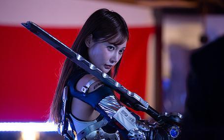 鋼鐵女孩:最後戰役 Iron Girl: FINAL WARS