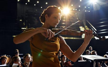 바이올린 플레이어 The Violin Player, Viulisti