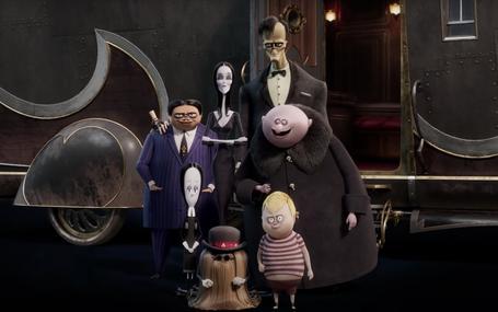 愛登士家庭2 Addams Family 2