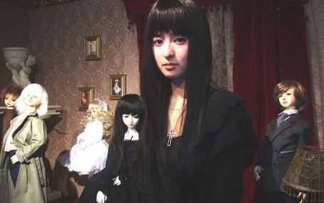 靈異人形館 The Doll Master