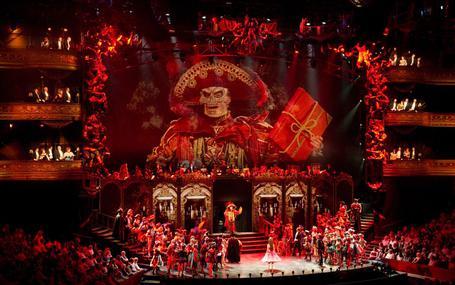 劇院魅影25週年紀念演出 劇院魅影:25週年紀念演出 The Phantom of the Opera at the Royal Albert Hall