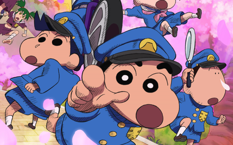 Crayon Shinchan the Movie: School Mystery! The Splendid Tenkasu Academy Crayon Shinchan the Movie: School Mystery! The Splendid Tenkasu Academy
