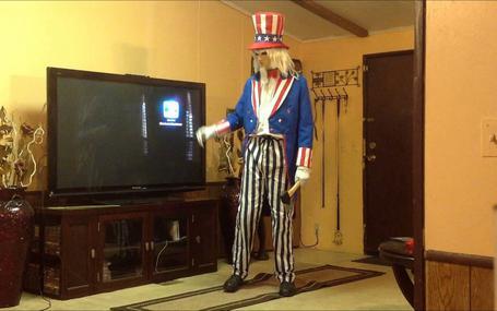 奪命驚嚇 Uncle Sam
