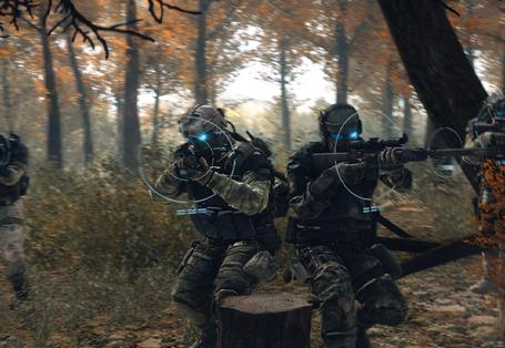 幽靈行動阿爾法 Tom Clancy\'s Ghost Recon: Alpha