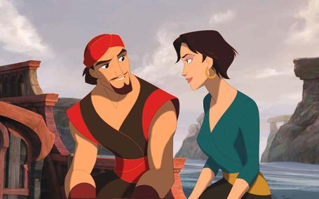 辛巴達七海傳奇 Sinbad: Legend of the Seven Seas