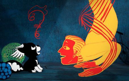 환상의 마로나 Marona's Fantastic Tale, L'extraordinaire voyage de Marona