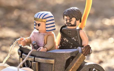 더 바이블 브릭무비 The Bible: A Brickfilm