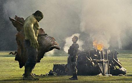 인크레더블 헐크 The Incredible Hulk