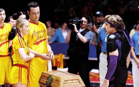 鐵男躲避球 Dodgeball: A True Underdog Story