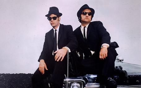 福祿雙霸天 The Blues Brothers