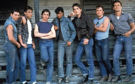 小教父 The Outsiders