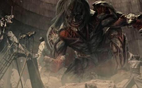 進擊的巨人真人版後篇·世界終結 進擊的巨人真人版:後篇·世界終結 進撃の巨人 ATTACK ON TITAN エンド オブ ザ ワールド