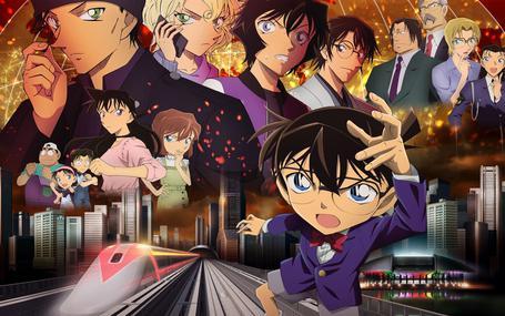 名偵探柯南:緋色的不在場證明 Detective Conan:The Scarlet Alibi
