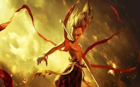 哪吒之魔童降世 Nezha: Birth of the Demon Child