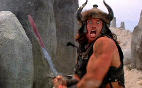 野蠻人柯南 Conan the Barbarian