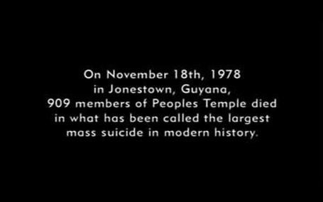 人民聖殿教生死路 Jonestown: The Life and Death of Peoples Temple