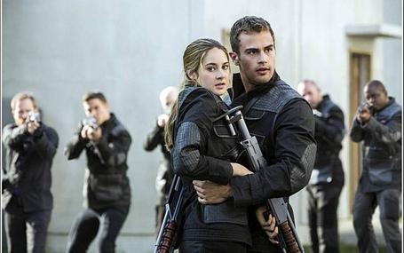 分歧者 Divergent