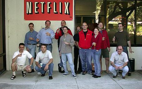 NETFLIX 世界征服の野望 NETFLIX 世界征服の野望