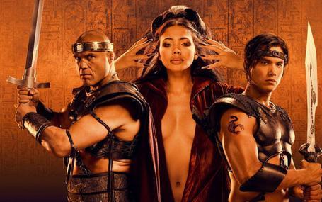 魔蠍大帝2王者的崛起 魔蠍大帝2:王者的崛起 The Scorpion King: Rise of a Warrior