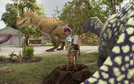 백악기 꼬마공룡을 찾아서 Dino Dana - The Movie
