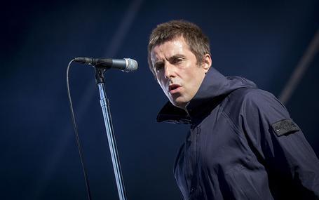 리암 갤러거 Liam Gallagher: As It Was