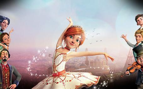 天使愛芭蕾 (粵語版) (Ballerina)