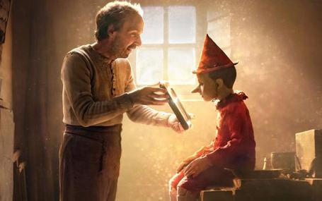 皮諾丘的奇幻旅程 Pinocchio