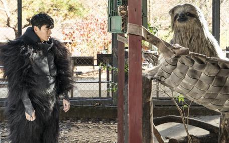 獸頭救兵 Secret Zoo