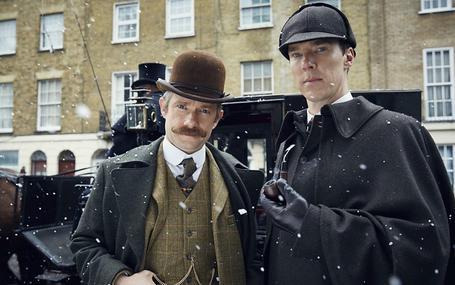 新世紀福爾摩斯地獄新娘 新世紀福爾摩斯:地獄新娘 Sherlock special